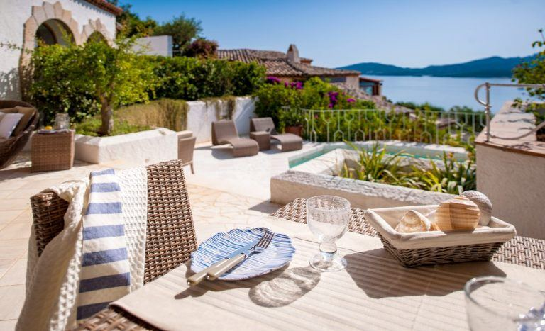 Luxury hotels Sardinia Natour