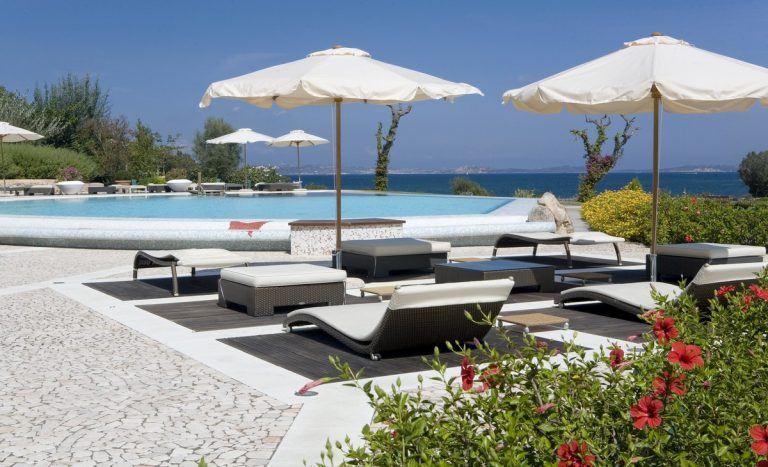 Beach hotels Sardinia Natour
