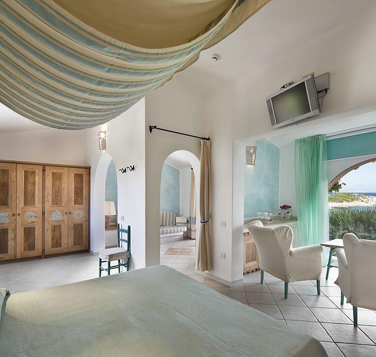 Luxury holidays Sardinia Natour