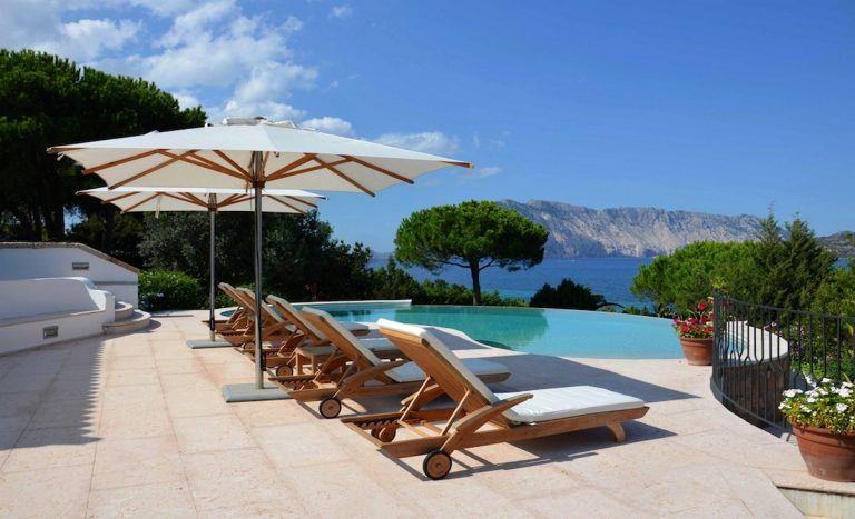 Villas in Sardinia Sardinia Natour