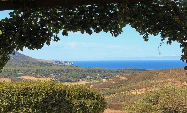 Sea-side farmhouses Sardinia Natour